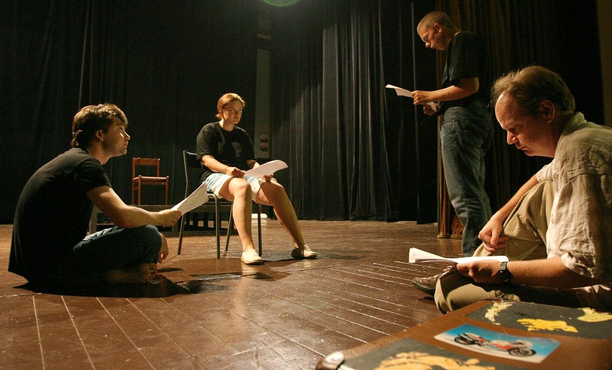 Divadelná skúška Amerika podľa Kafku (2006)
