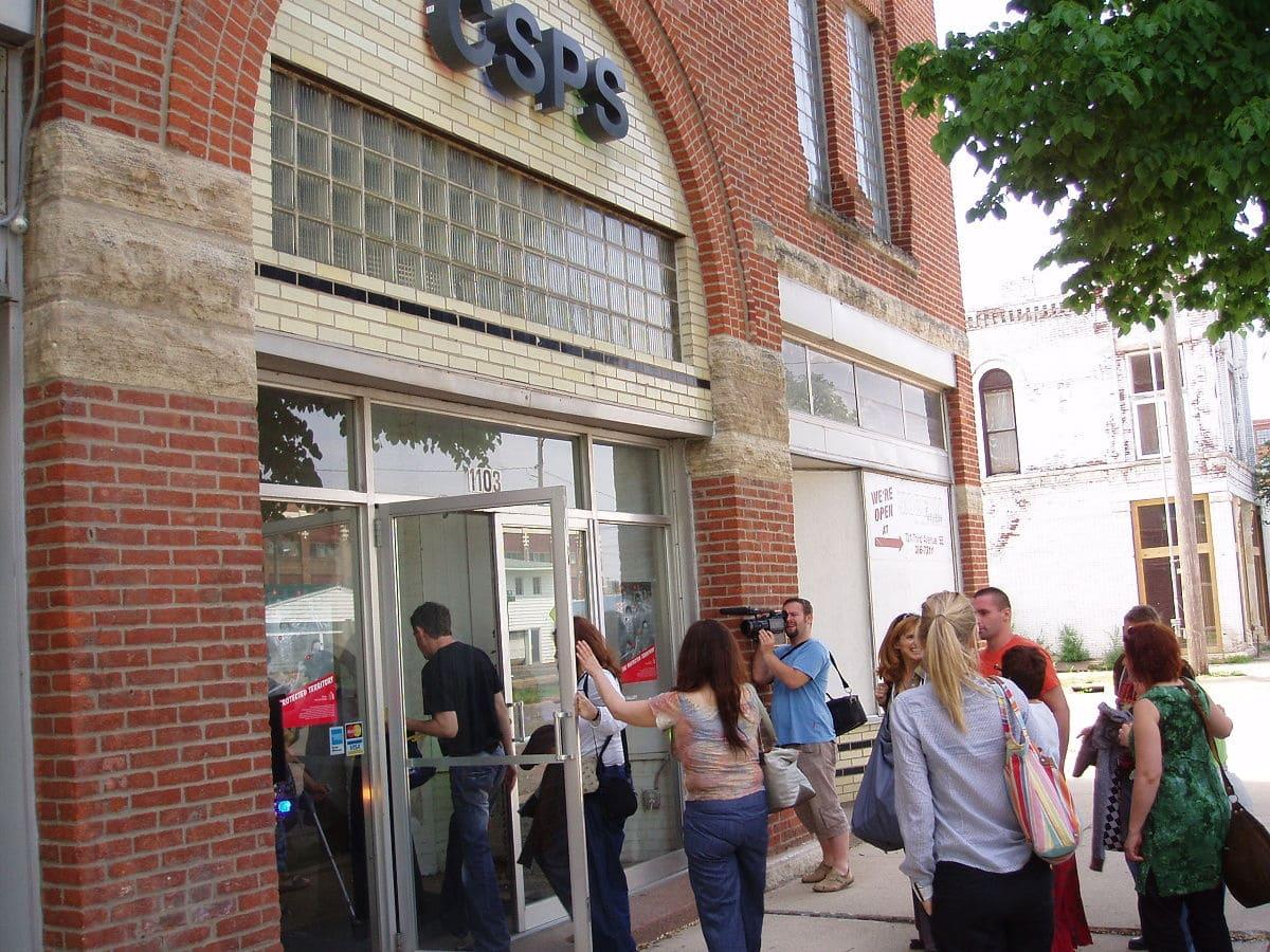 Divadlo v Cedar Rapis USA (2009)