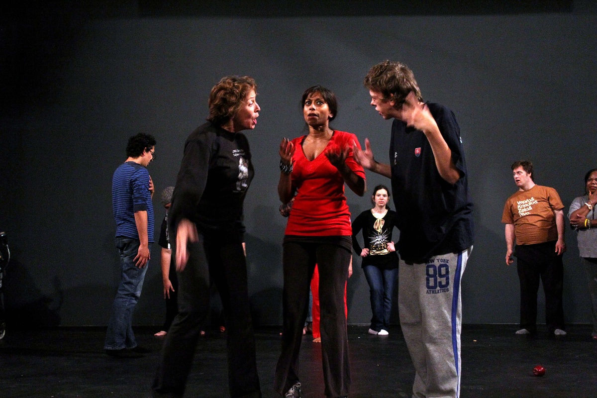 Inscenácia Stranger - San Antonio USA (2011)