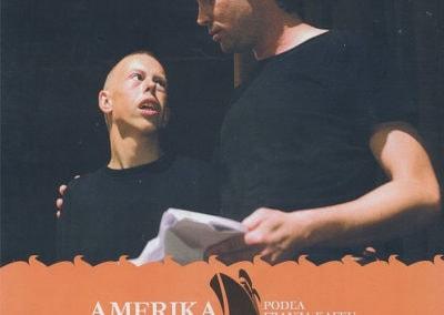AMERIKA PODĽA KAFKU (2004)