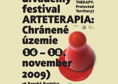 ARTETERAPIA 2009